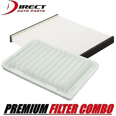 $12.99 • Buy Toyota Cabin And Air Filter Combo  For Toyota Camry 3.0l Engine 2002 - 2006