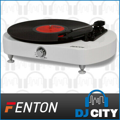 AU89 • Buy Fenton RP125 Modern Turntable Record Player Built In Speaker & USB Recorder