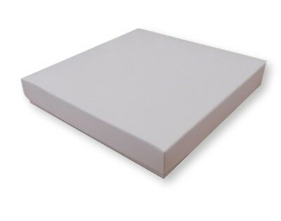 1 White 6x6 Inch Boxes. Greeting Card, Gifts, Lingerie, Jewellery Box. Etc • 1.99£