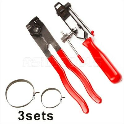 AU29 • Buy 2Pc Boot Clamp Pliers CV Clamp Tool CV Joint Boot Clamp Pliers With 6pc Clamps