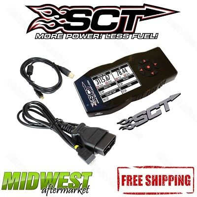$399 • Buy SCT X4 Power Flash Programmer Fits 2003-2004 Ford Mustang 4.6L V8