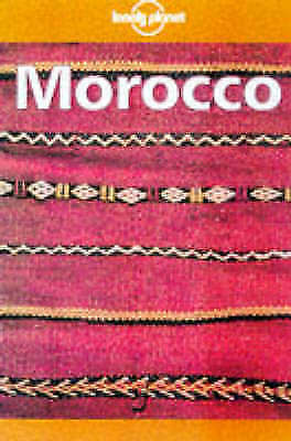 Lonely Planet : Morocco, Crowther, Geoff & Finlay, Hugh, Used; Good Book • 2.82£