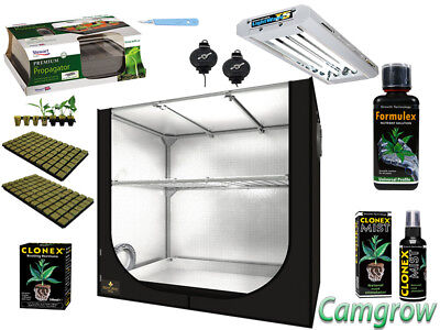 DP90 Propagation Tent Kit With T5 Light ,Clonex Rooting The Complete Kit  • 226.79$