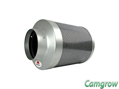Rhino Pro Carbon Filter 150mm/6 Inch 150x300mm Grow Room/Tent Odour Control    • 88.95£