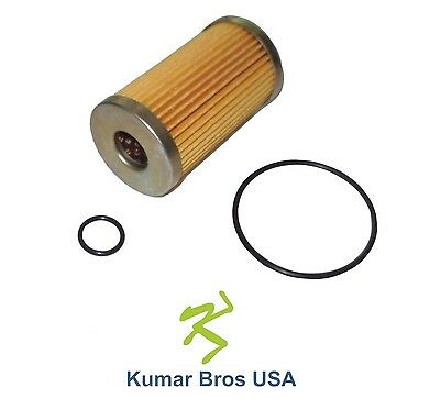 $8.49 • Buy New Mahindra Tractor Fuel Filter With O-Rings 4510 5010