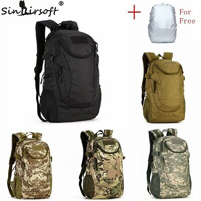 AU42.99 • Buy 25L Waterproof Tactical Shoulder Bag Military Backpack Rucksack Assault Pack AU