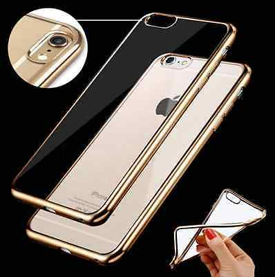 AU3.99 • Buy Iphone 6/6s/6 Plus/ 6s Plus/7/7 Plus Shockproof Crystal Clear Case Cover