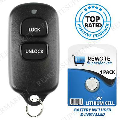 $18.99 • Buy Replacement For Toyota 1995-2004 Tacoma 2003-2006 Tundra Remote Car Key Fob