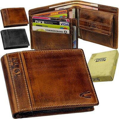Camel Active Men's Wallet Purse 77 • 42.19£