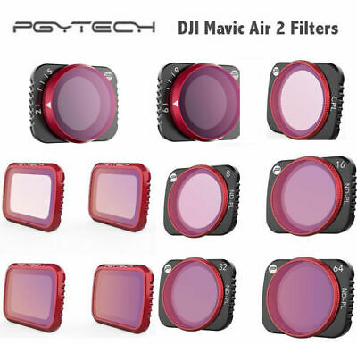 AU47 • Buy PGYTECH DJI Mavic Air 2 Drone Camera Lens Filter VND ND CPL NDPL UV Accessories