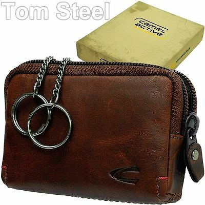 Camel Active Key Case Key Wallet Key Pocket New • 21.28£