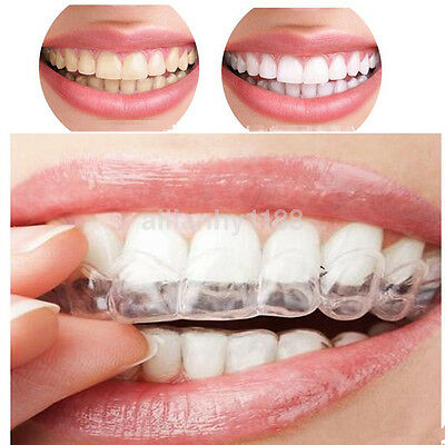 AU2.55 • Buy 2 Thermoform Moldable Whitening Mouth Teeth Dental Trays Tooth Guard Whitener AU