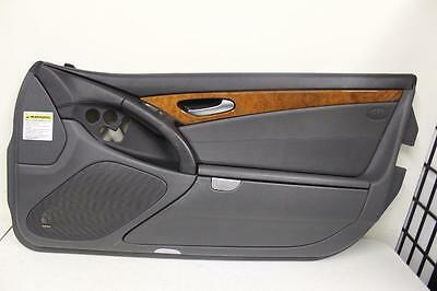 $323.99 • Buy 03-09 MERCEDES BENZ R230 SL500 SL600  PASSENGER SIDE INTERIOR DOOR PANEL Mint