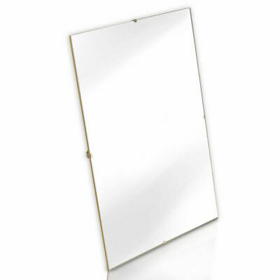 £19.99 • Buy [Pack Of 6]-Plastic-Front Clip Frame/Frameless -3 Size To Choose Home Decor
