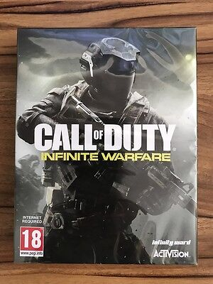 £16 • Buy Call Of Duty Infinite Warfare PS4 - Extra Content