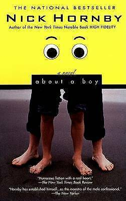 About A Boy, Hornby, Nick, Used; Good Book • 4.66£