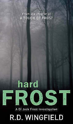 Hard Frost: (DI Jack Frost Book 4), Wingfield, R D, Used; Good Book • 3.52£