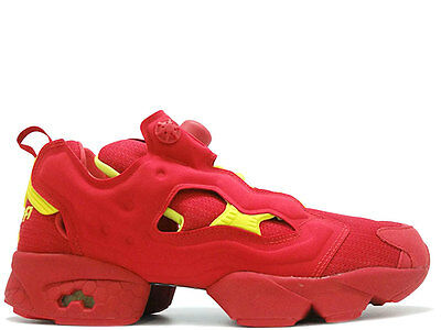 Men s Reebok Insta Pump Fury OG Packer Collaboration Limited AR3498  Red Green • 108.00  87437100e