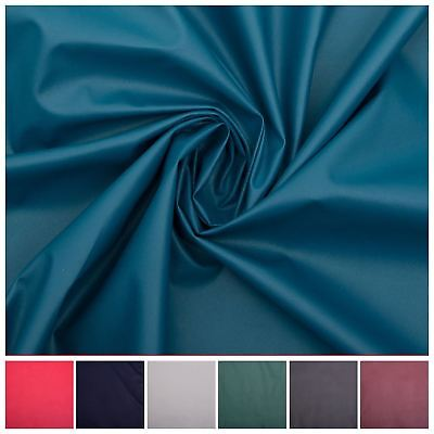 Faux Fashion Leather Clothing Leatherette Lycra Stretch Fabric PVC Material • 4.19£