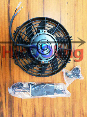 AU35 • Buy Universal 9 Inch 12V Volt Electric Cooling Fan Thermo Fan + Mounting Kits