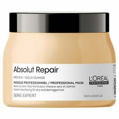 AU39.99 • Buy Loreal Absolut Repair Masque 500 Ml Free Shipping New Gold Quinoa