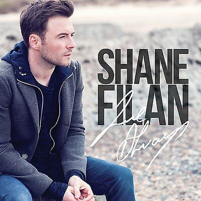 SHANE FILAN LOVE ALWAYS CD (New Release 25 August 2017) • 9.77£