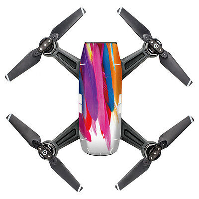 AU15.99 • Buy NEW PGY Tech DJI Spark Waterproof Sticker Skin D7 Aussie Seller Free Delivery