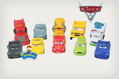 New Disney CARS 3 Cake Toppers / 10 Figures • 11.55£