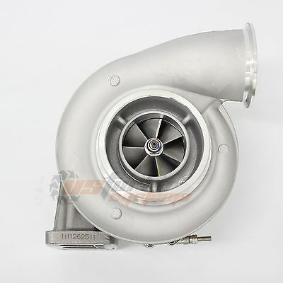 AU573.86 • Buy Aftermarket Brand New S400SX4-75 S475 Turbo T4 Twin Scroll 1.1A/R Turbo Charger