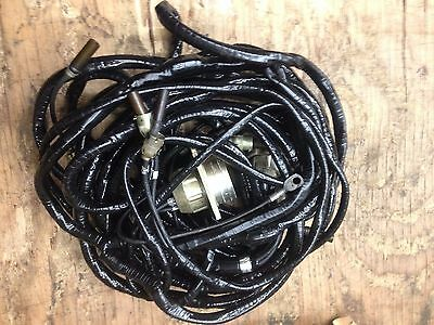 $75 • Buy 5 Ton 6x6 Military G-744 Wrecker Chassis Wiring Harness NOS Jeep M38, M38A1, M37