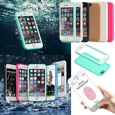 AU9.25 • Buy Life Waterproof Shock/Dust/Snow Proof Case IPhone X Xs Xr Max 8 7 6 Plus 5s SE