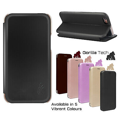 $ CDN12.26 • Buy New Gorilla Tech 3D Premium Perfect Fit Magnetic Leather Wallet Book Flip Case