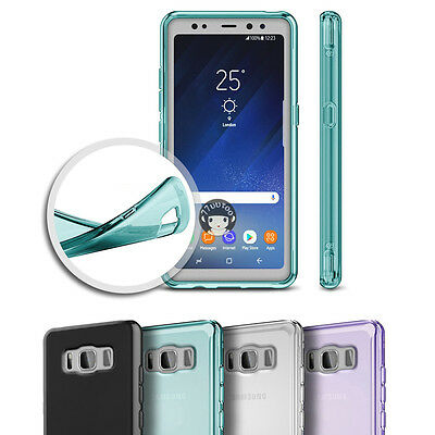 $ CDN3.99 • Buy For Samsung Galaxy S8 Active Gloss Soft Gel TPU Silicone Case Skin Cover