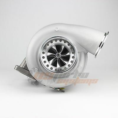 AU1335.58 • Buy High Quality Upgraded S400 S488 88mm Billet Turbo Charger T4 Twin Scroll 1.1A/R