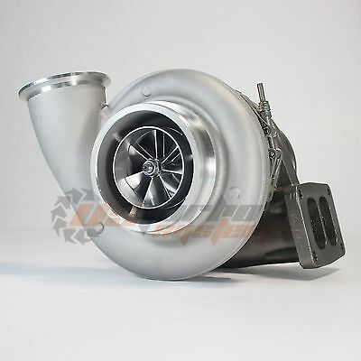 AU889.79 • Buy Brand New Upgraded S400SX4-75 S475  Billet Turbo Charger T4 Twin Scroll 1.10A/R