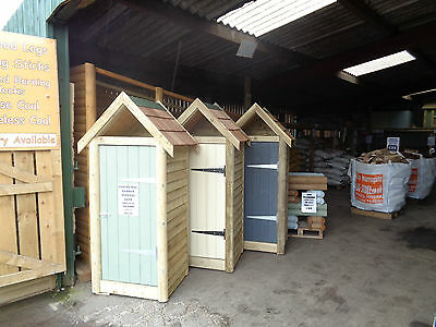 £99 • Buy Log Stores - Storage Boxes - Garden Sheds - Summer Houses