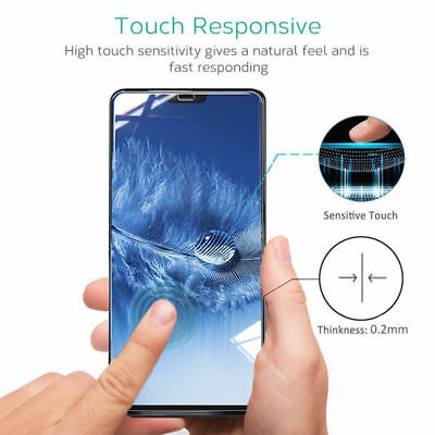 AU2.99 • Buy 9H Clear Tempered Glass Screen Protector Protective Film For Oneplus 6 3 3T 5T