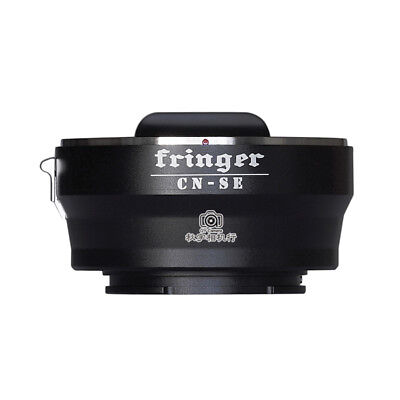 $ CDN603.26 • Buy Fringer AF Auto Focus Adapter Mark3 For Contax N Lens To Sony A9 A7R2 A6500 NEX