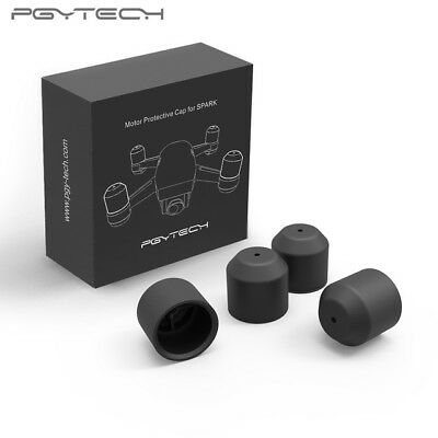 AU16.99 • Buy PGY TECH DJI Spark Motor Protective Cap Accessories - AUS FREE Delivery