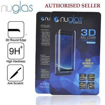 AU10.45 • Buy Samsung Galaxy Note 20 10 Plus 9 8 NUGLAS 3D Tempered Glass Screen Protector