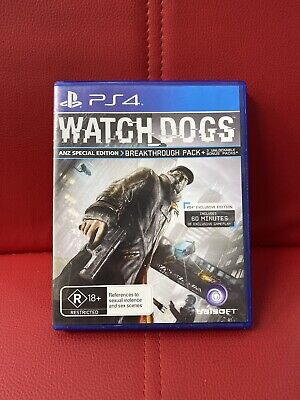 AU15 • Buy Watch Dogs Ps4