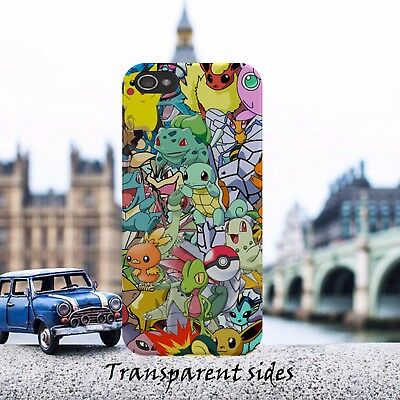 Pokemon Collage Pikachu Phone Case Cover  • 6.99£