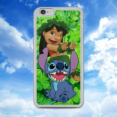 £5.99 • Buy Lilo And Stitch Ohana Is Family Floral Gift Hard Phone Case Cover For Iphone