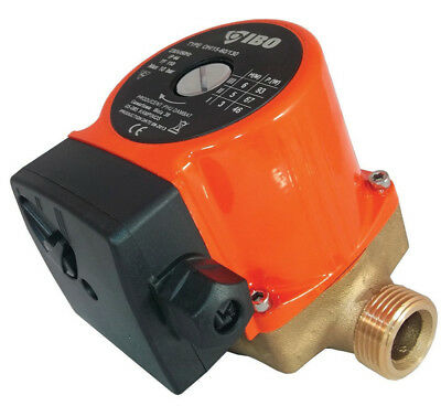 BRONZE Ibo 1  OHI 15-60/130 Circulation Pump Central Heating Repl. Grundfos Dab • 49£