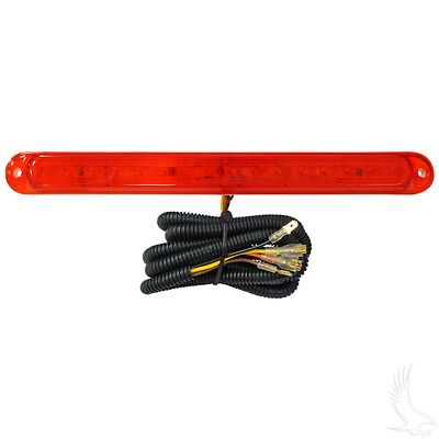 $75 • Buy Golf Cart LED Taillight Bar With Brake Light, Turn Signals Universal LGT-102