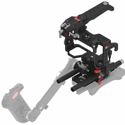 AU476 • Buy JTZ DP30 Camera Cage Top Handle Grip Baseplate Rig For SONY A7 A7S A7R II A7SM2