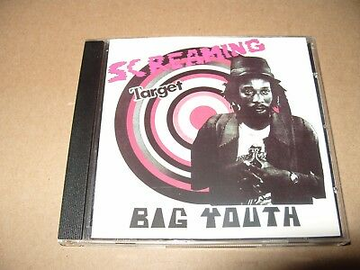 Big Youth - Screaming Target (1994) Cd Excellent Condition • 10.49£