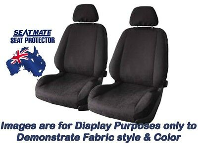 AU234 • Buy Front Black Seat Covers For Suzuki Jimny 05on