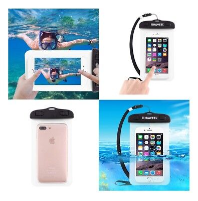 AU23.90 • Buy For ZTE NUBIA Z7 MAX Universal Protective Beach Case 30M Waterproof Bag
