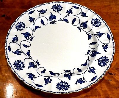 Beautiful Spode Colonel Blue Dinner Plate • 47.91£